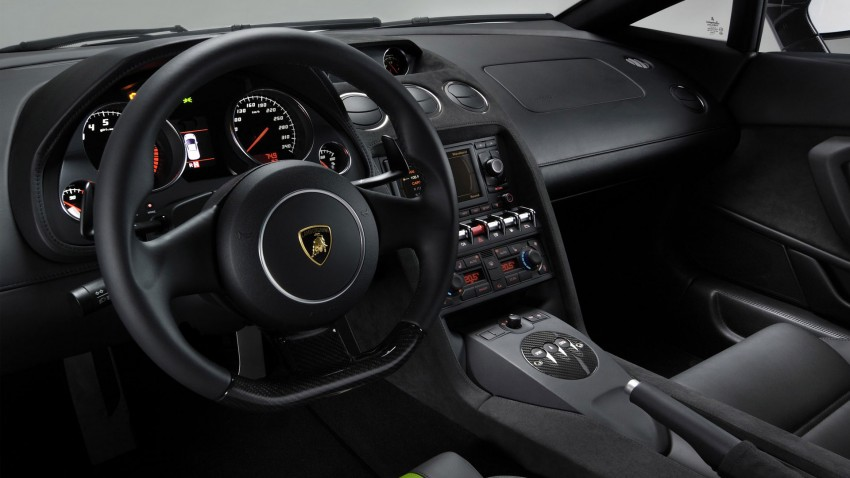Lamborghini Gallardo Lp550 2 Tricolore Interior 850 478 Turbo Zone