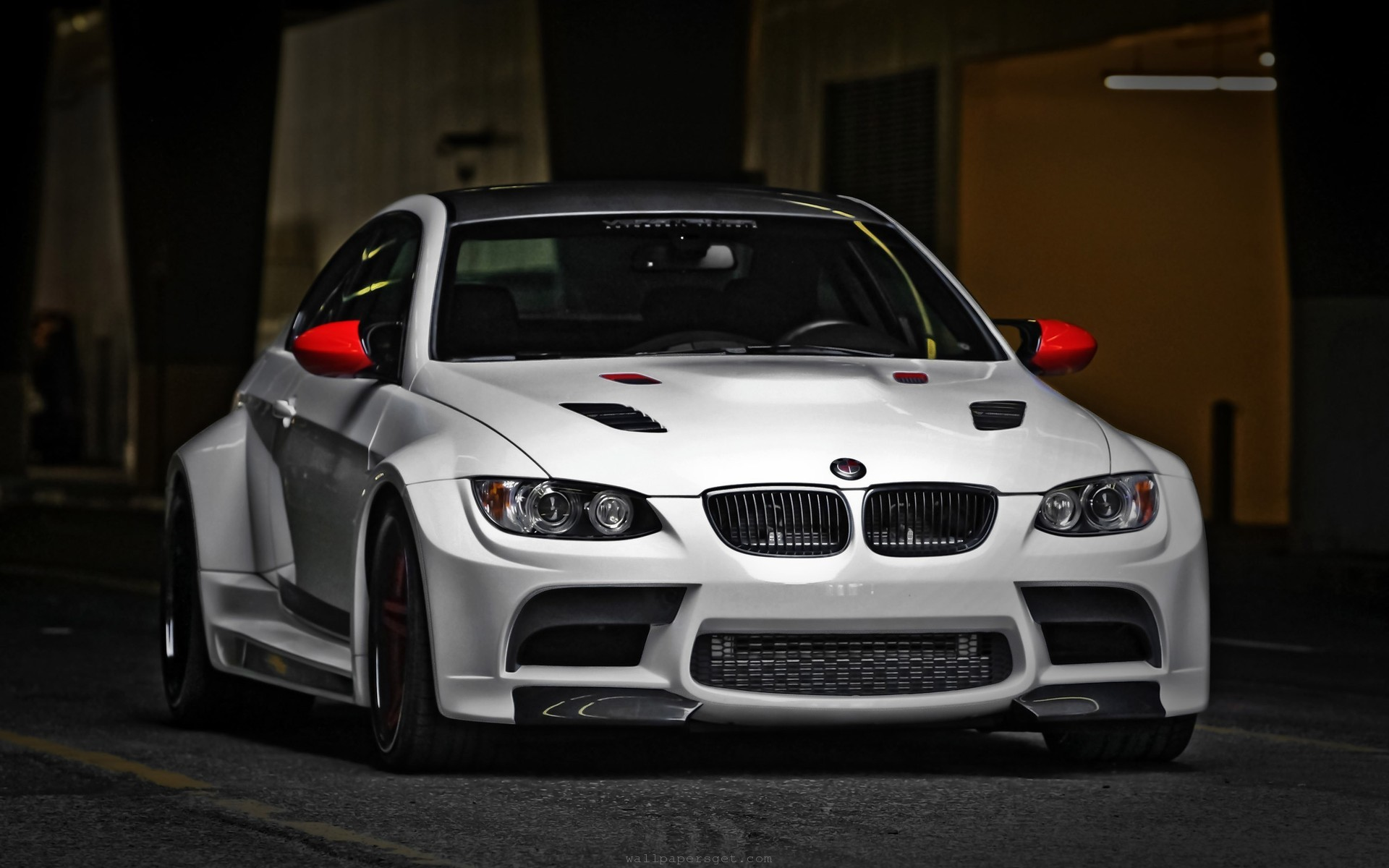 Bmw M3 Gtrs3 Vorsteiner Modified Coupe Front Turbo Zone