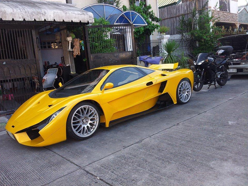 proudly pinoy  meet the first supercar from the philippines  u2013 turbo zone